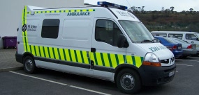 Crusader Ambulance